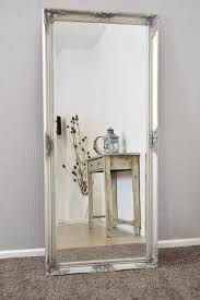 15 collection of shabby chic mirrors with shelf
