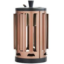 siege nespresso coffee capsule holder copper vonshef domu