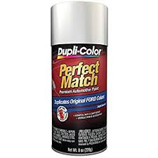 amazon com dupli color bfm0361 6pk silver birch ford perfect