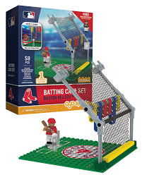 batting cage set boston red sox
