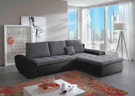 Wohnzimmer Couch Poco Funktionsecke Reno Schwarz Grau U0026 9654 Online Bei Poco Kaufen