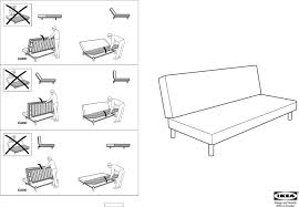 Ikea Beddinge Sofa Bed Instructions Home Design Ideas - Sofa bed assembly