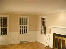 wainscoting ideas for living room craftsman style living room with wainscoting gull