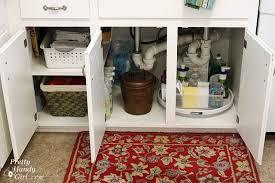 kitchen sink storage ideas cabinet organizer best yomym tiers expandable kitchen