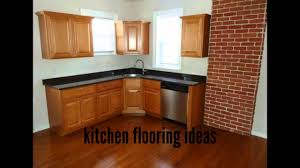 Vinyl Kitchen Flooring by Kitchen Flooring Ideas Youtube