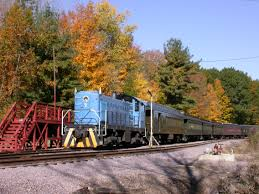 Wisconsin Fall Color Map by Autumn Color Weekend Mid Continent Railway Museum