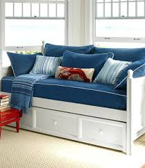 fitted daybed cover daybed cover blue twin daybed fitted daybed