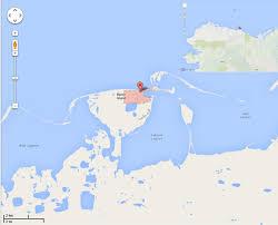 Alaska On Map by Polar Bears At Kaktovik Alaska Not Stranded Due To Retreating Ice