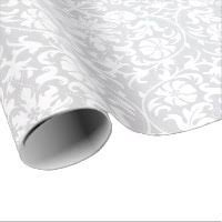 wedding wrapping paper wrapping paper damask azez