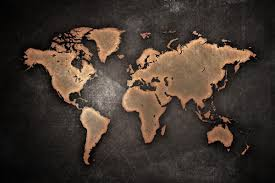 Simple World Map by Online Get Cheap Map Artwork Aliexpress Com Alibaba Group