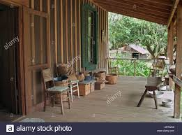 Florida Cracker Houses Farmhouse Back Porch Florida Cracker Stock Photos U0026 Farmhouse Back