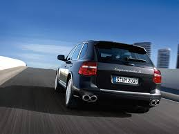 Porsche Cayenne Turbo S - the 2009 porsche cayenne turbo s speed and style