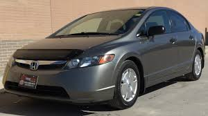 2008 honda civic dx g manual transmission alloy wheels power