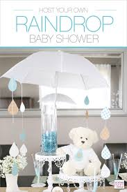 baby shower ideas let it raindrop baby shower ideas soiree event design