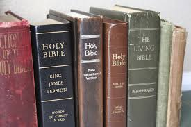 what u0027s the difference between various bible versions united