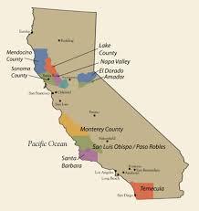 sonoma california map best of napa sonoma