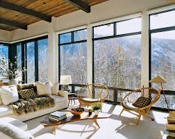 architecture comfortable mountain living idyllic home design