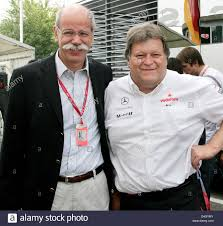 mercedes benz ceo daimler benz ceo dr dieter zetsche l and mercedes motorsport