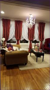 Unique Curtains For Living Room Living Room Marvelous Red Check Curtains Red And White Checkered