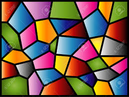 glass design this stained glass design was inspired by the texture of the
