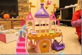 mlp wedding castle putting together the friendship is magic my pony wedding