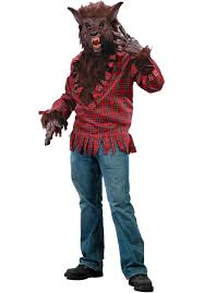 werewolf costume halloween costumes escapade fancy dress