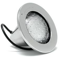 hayward elite pool light hayward pool lights cord with stainless steel face ring pool light