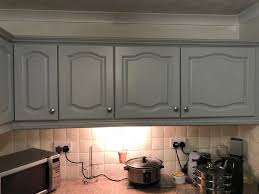grey painted kitchen cabinets kitchen cabinet painter swansea painted kitchens uk
