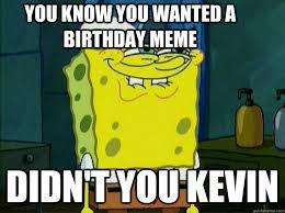 20th Birthday Meme - december 2013 that s what leah said
