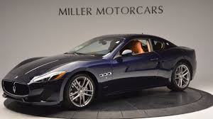 new maserati coupe 2017 maserati granturismo coupe sport stock m1883 for sale near