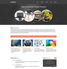 free webpage templates html 100 free photoshop psd website templates
