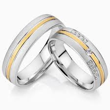 classic rings bands images 1 pair lovers classic titanium steel jewelry wedding bands rings jpg