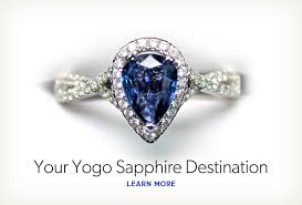 montana sapphire engagement rings adair jewelers yogo sapphires missoula montana jewelry