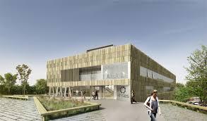 immeuble de bureau immeuble de bureau pour l anmv dlw architectes
