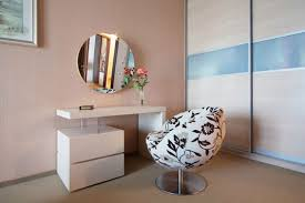 white contemporary dressing table switch to modern dressing table styles boshdesigns inside vanity