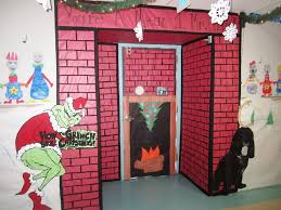 grinch door decorations all home ideas and decor dr seuss
