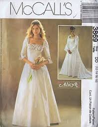 wedding dress sewing patterns image result for mccalls dress patterns wedding that s clever