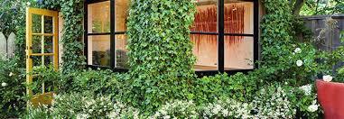 San Francisco Flower Garden by This Lush Green Cube Is A Dream Artist U0027s Studio Hidden In A San