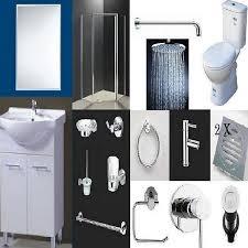 Bathroom Packages Novara Round Complete Bathroom Package