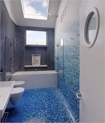 small blue bathroom ideas bathroom small narrow ideas with tub and shower window treatments