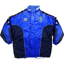 Football Bench Jackets Vintage And Retro Porto Football Shirts And Kit 1990s To Present