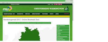 Plz Weingarten Baden Network Gruene Washington De Briefwahlsearch