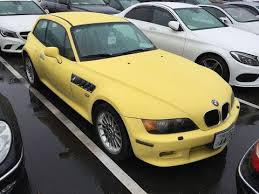 bmw car auctions bmw z3 coupe blue line exports japanese car auctions