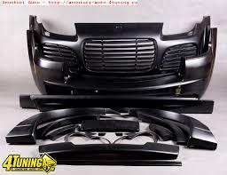 Porsche Cayenne 955 Body Kit - porsche cayenne 955 wide body kit techart 51085