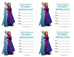 free printable frozen birthday invitations theruntime com