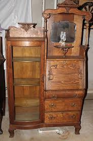 Secretary Desk Bookcase Furniture Antique Price Guide