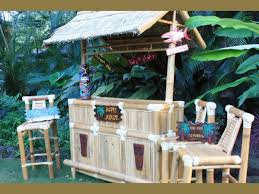 Patio Bar Furniture by Best 25 Tropical Outdoor Bar Furniture Ideas On Pinterest Tiki
