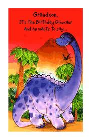the birthday dinosaur greeting card happy birthday printable