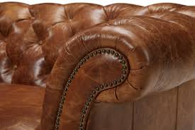 Tufted Leather Chesterfield Sofa by The Westminster Chesterfield Leather Sofa Rose And Moore