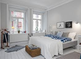 Light And Bright Truly Swedish Bedroom Interior Design Ideas - Bright bedroom designs